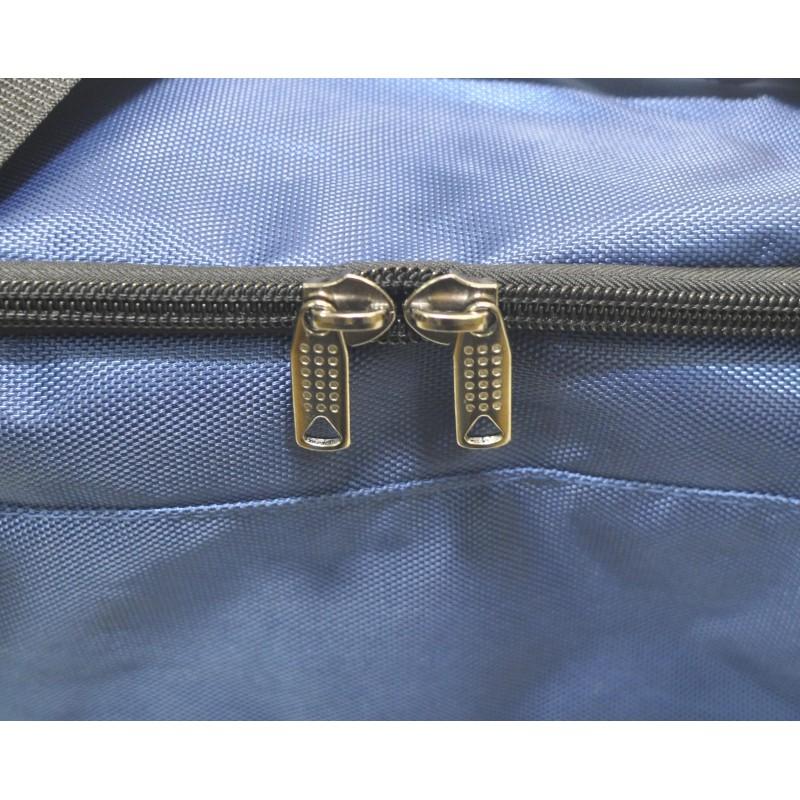 "STAILL Баул-сумка 40"" вратарский на трех колесах  40-HK-1680: синий - 4"