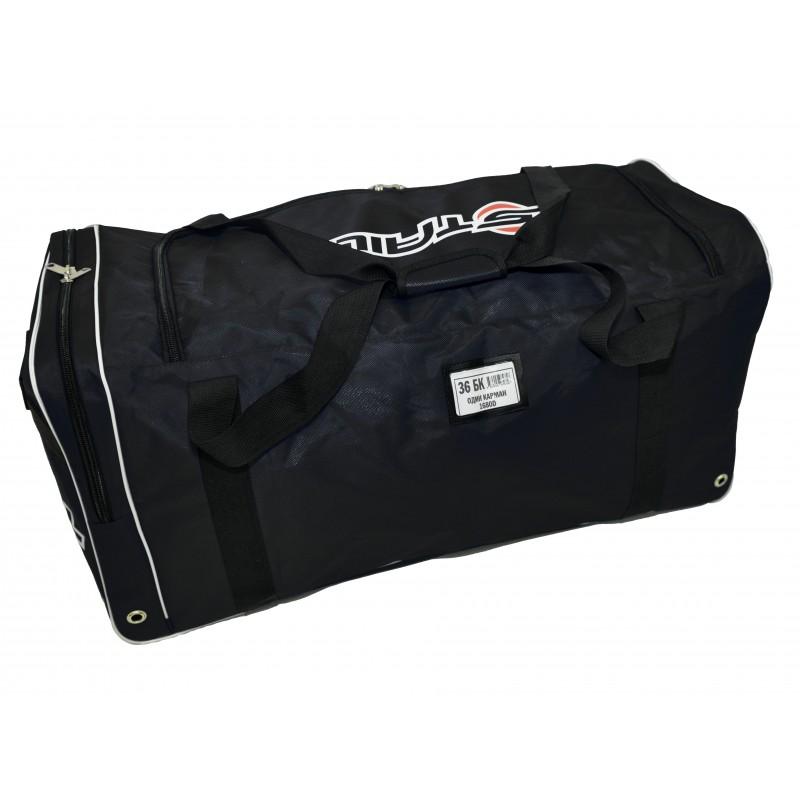 "STAILL Баул-сумка 36"" PRO без колес один карман  36-БK-1680: чёрный - 3"