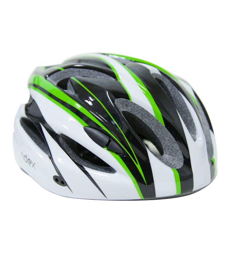 RIDEX Шлем защитный Carbon: зелёный - 1