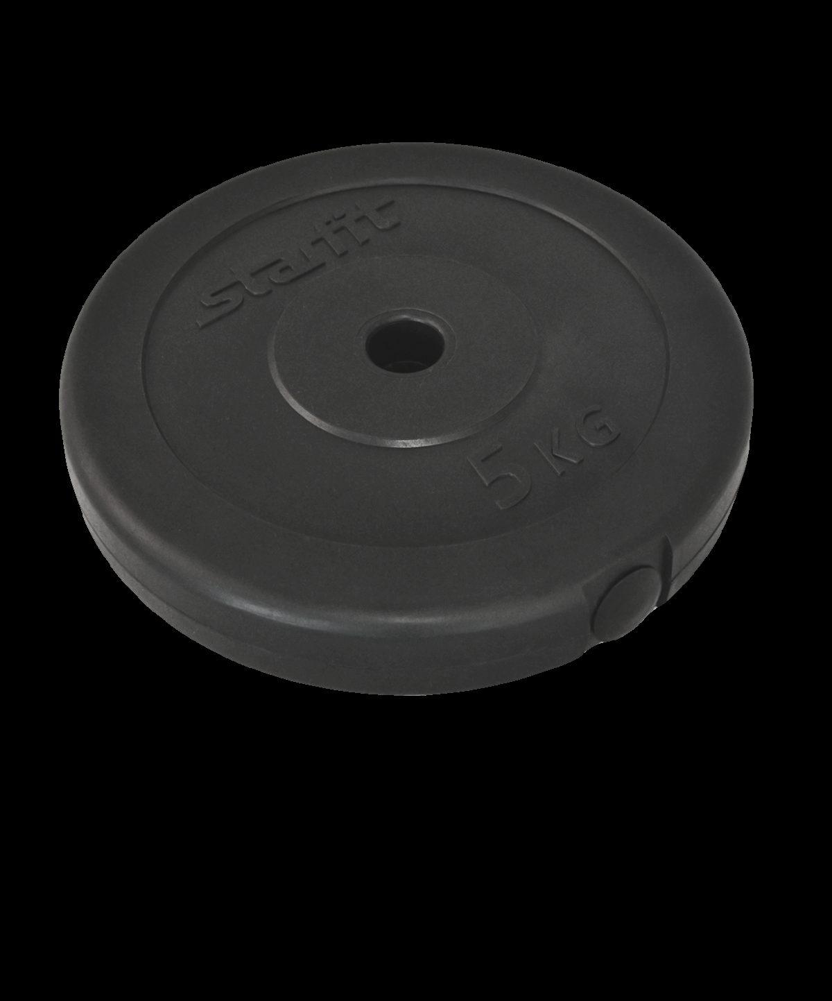 STARFIT Диск пластиковый d-26мм BB-203 - 1