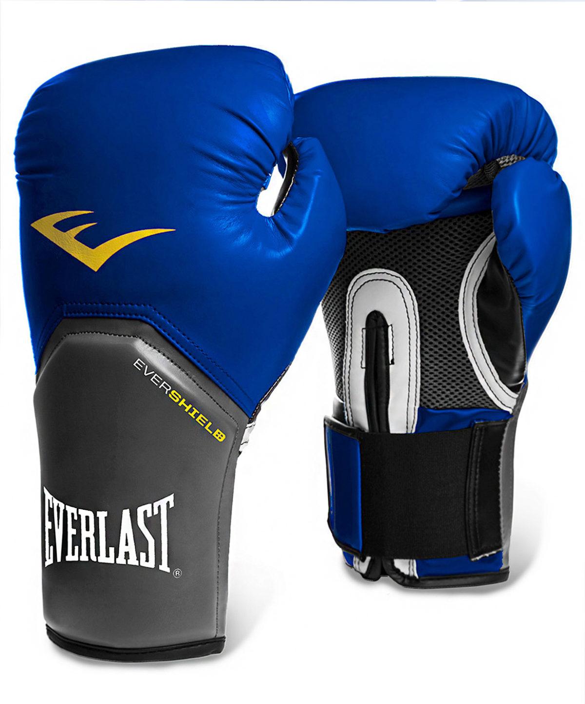 EVERLAST Перчатки боксерские 14oz Pro Style Elite 2214E - 1