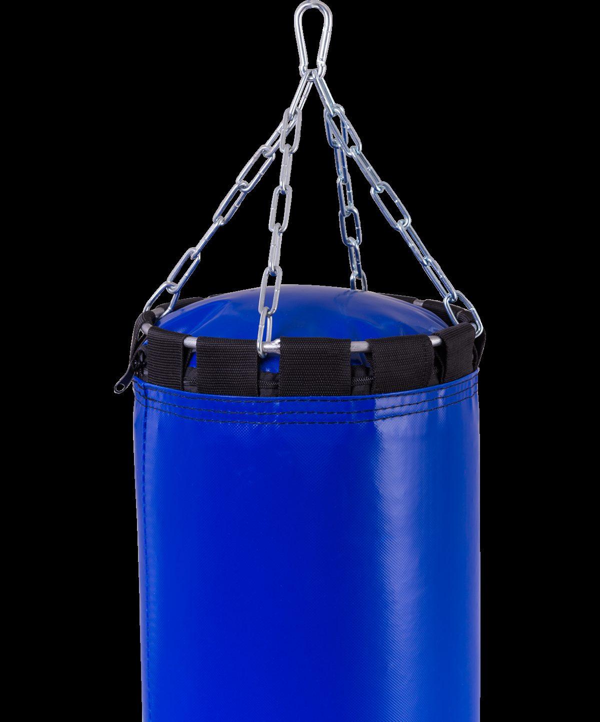 Мешок боксерский 15 кг  1194: синий - 2