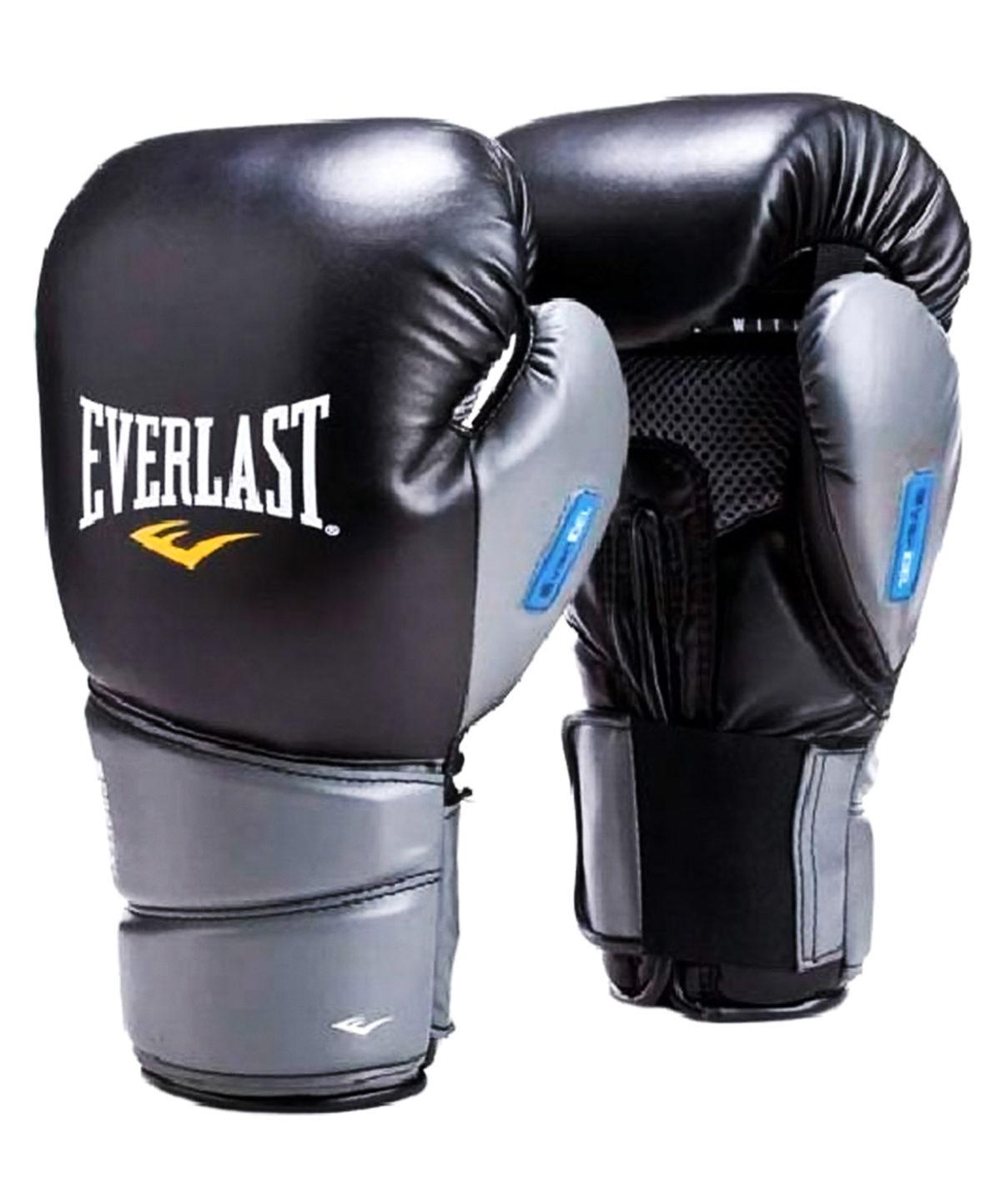 EVERLAST Перчатки боксерские 10oz Protex 2 GEL  3110GLSMU - 1