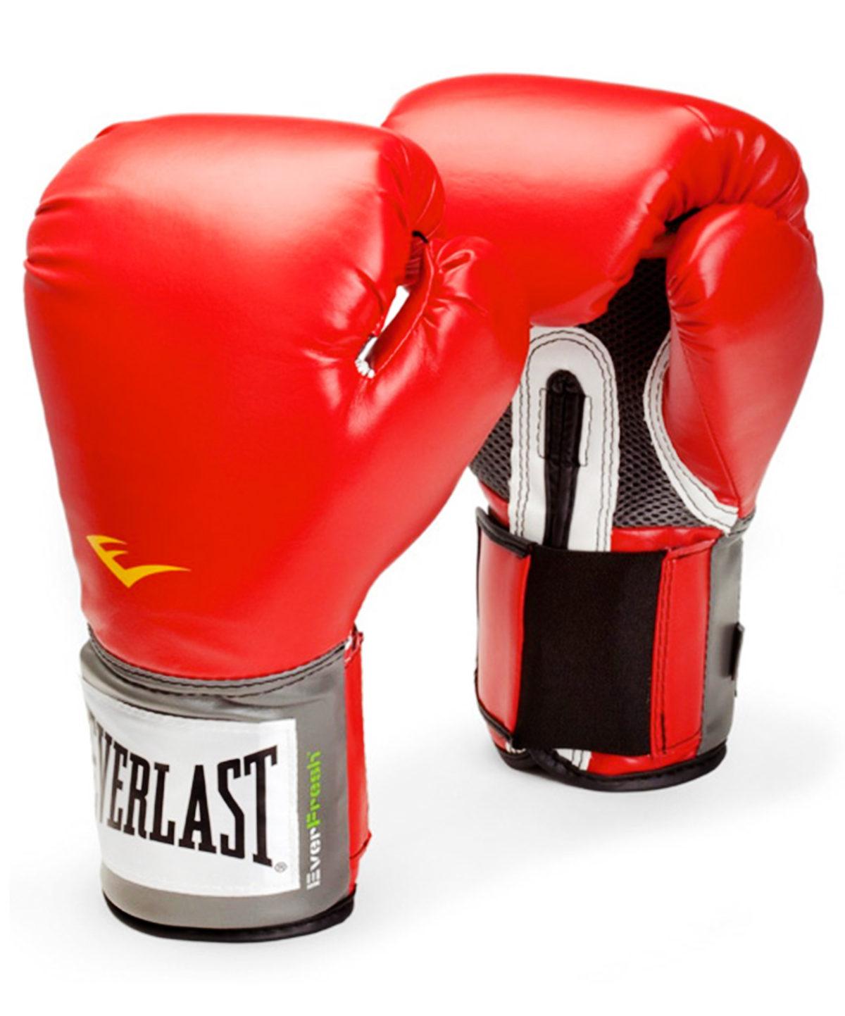 EVERLAST Перчатки боксерские Anti-MB 10oz Pro Style Elite  2110U - 1