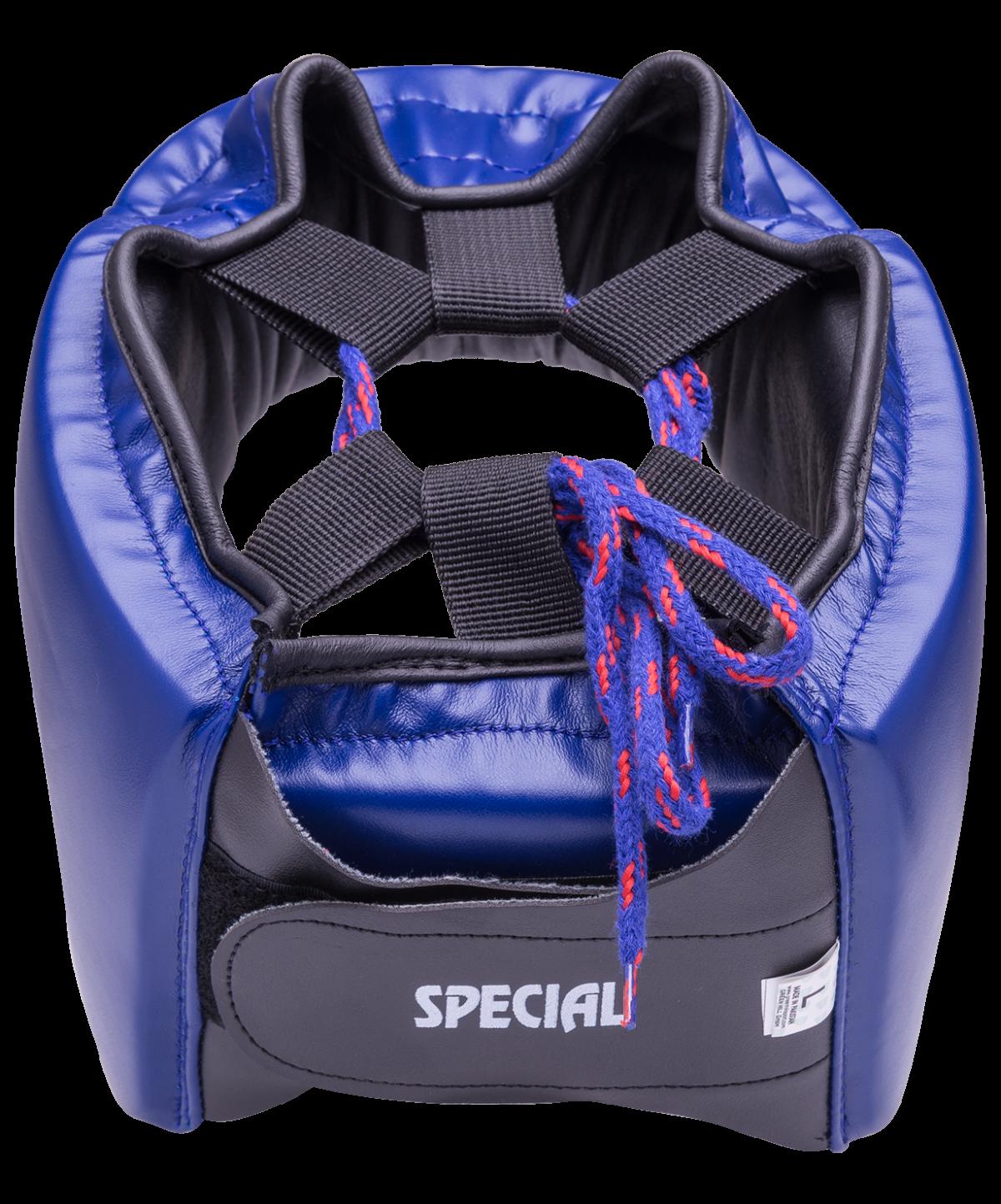 GREEN HILL Шлем открытый Special  HGS-4025: синий - 2