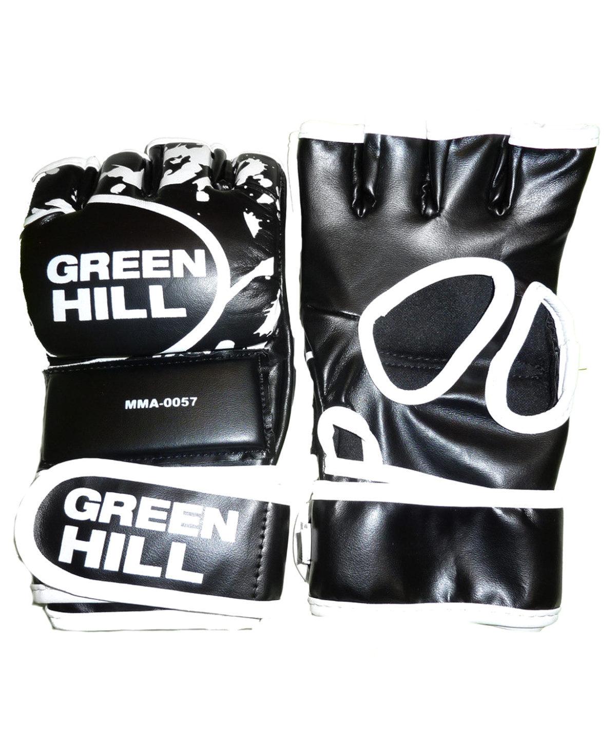 GREEN HILL Перчатки для MMA  MMA-0057 - 1