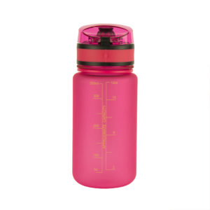 UZSPACE Бутылка для воды 350мл 3034: розовый - 8
