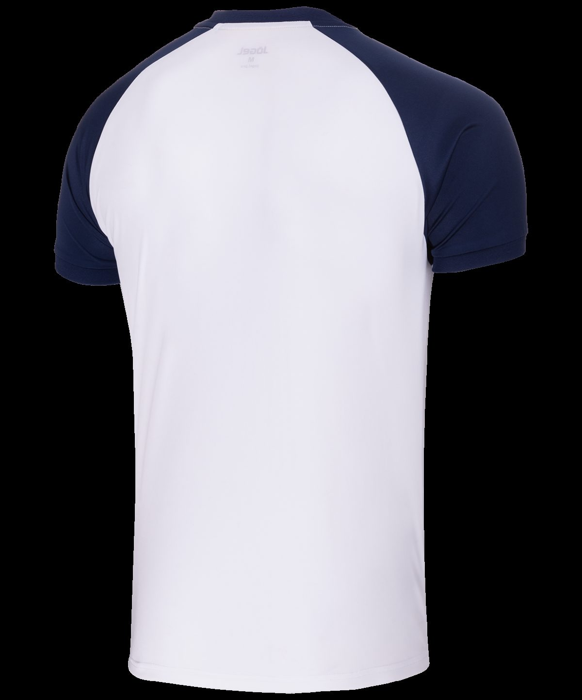 JOGEL Футболка футбольная, белый/темно-синий   JFT-1011-019 - 2