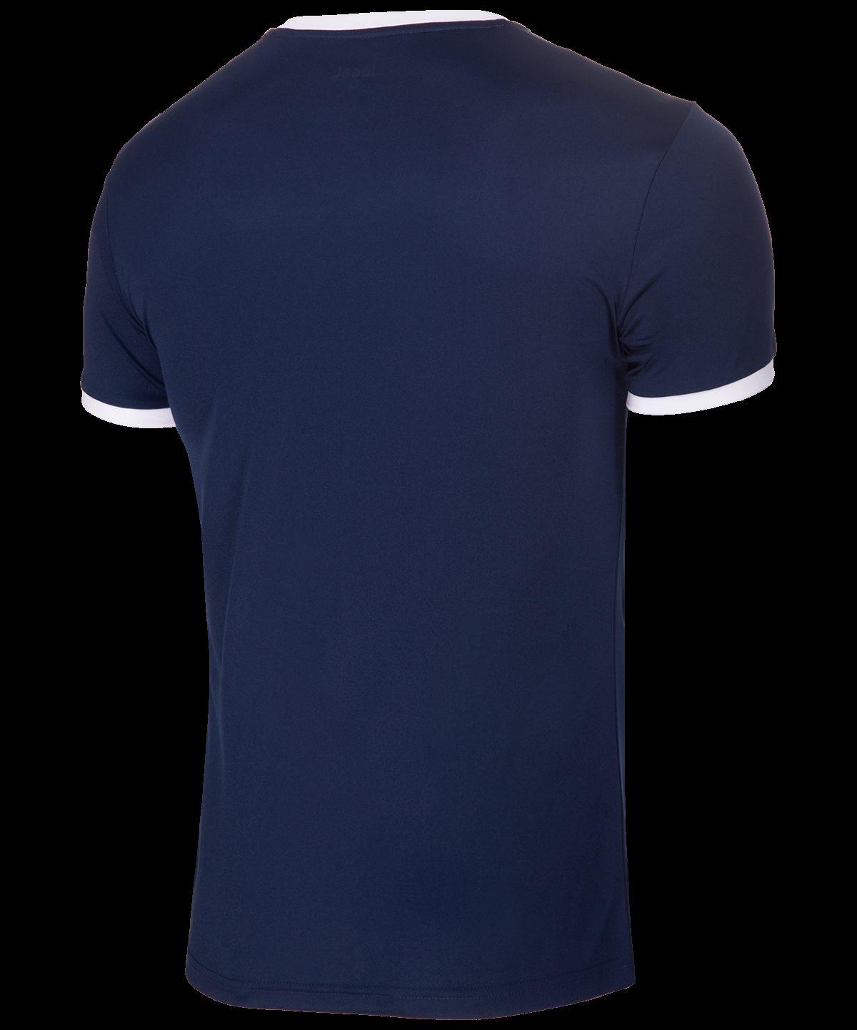 JOGEL Футболка, синий/белый  JFT-1010-091 - 2
