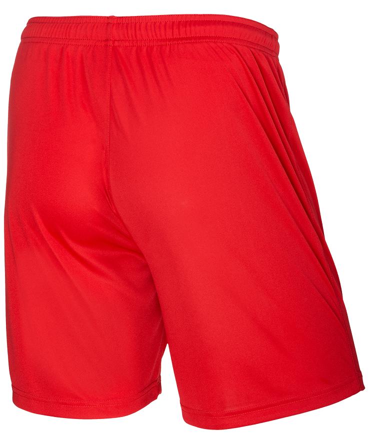 JOGEL Шорты футбольные, красный/белый  JFS-1110-021 - 2