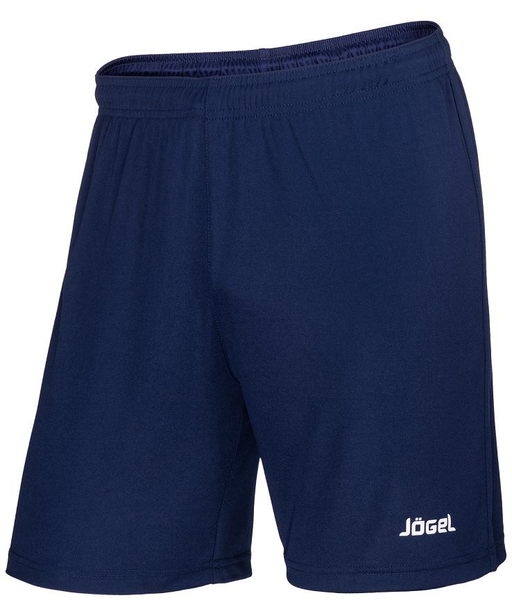 JOGEL Шорты футбольные, темно-синий/белый  JFS-1110-091 - 1