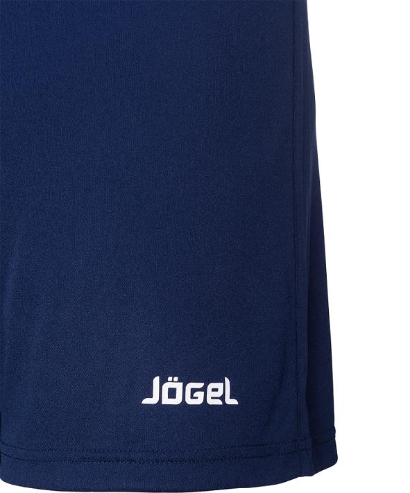 JOGEL Шорты футбольные, темно-синий/белый  JFS-1110-091 - 3