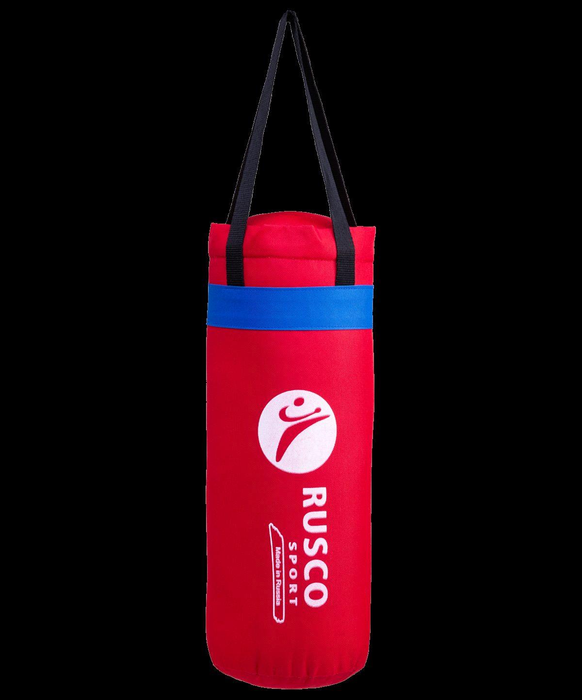 RUSCO Набор для бокса Rusco, 6oz, кожзам, красный  13971 - 2