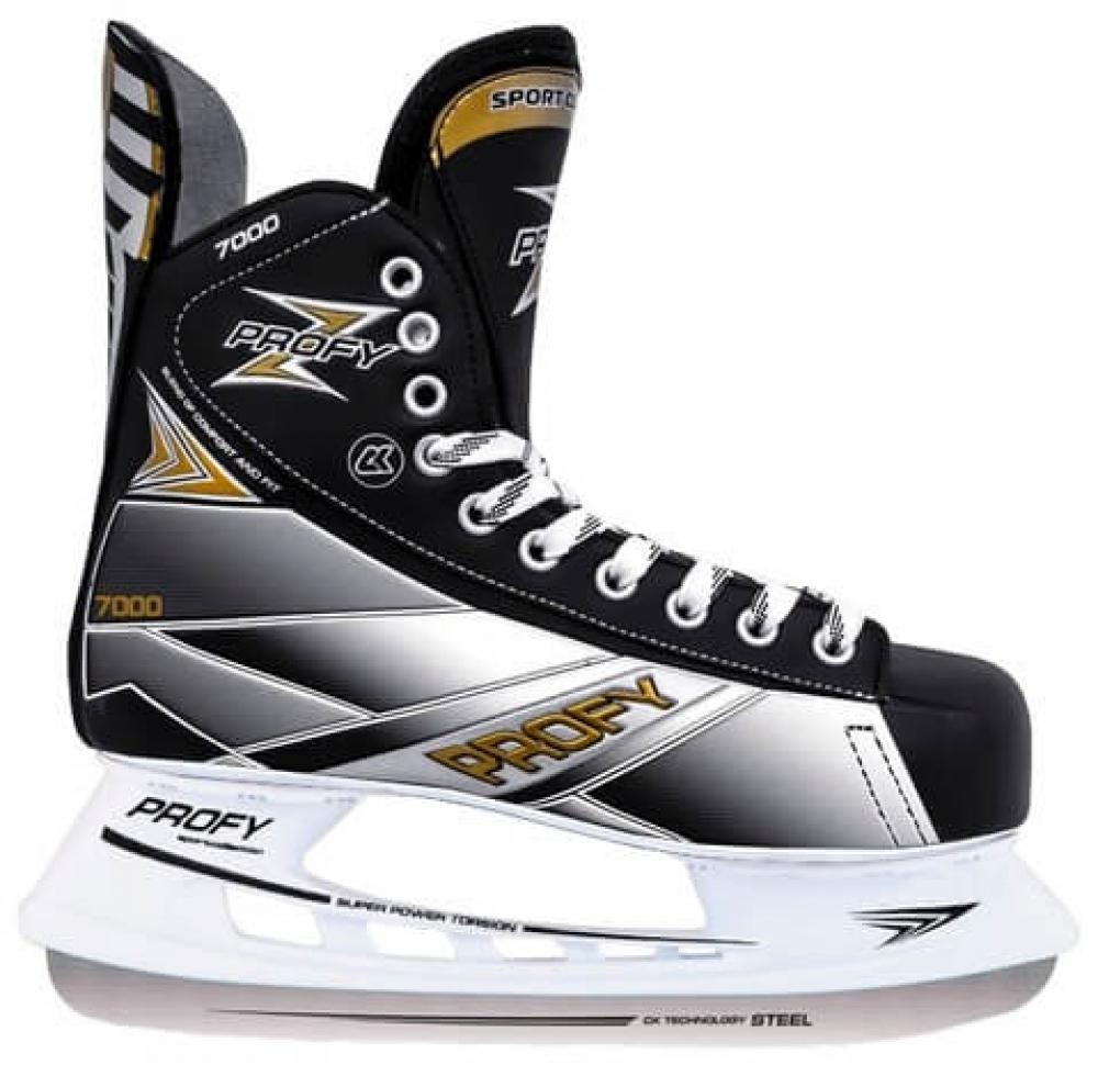 PROFFY Z Коньки хоккейные  Z 7000 - 1