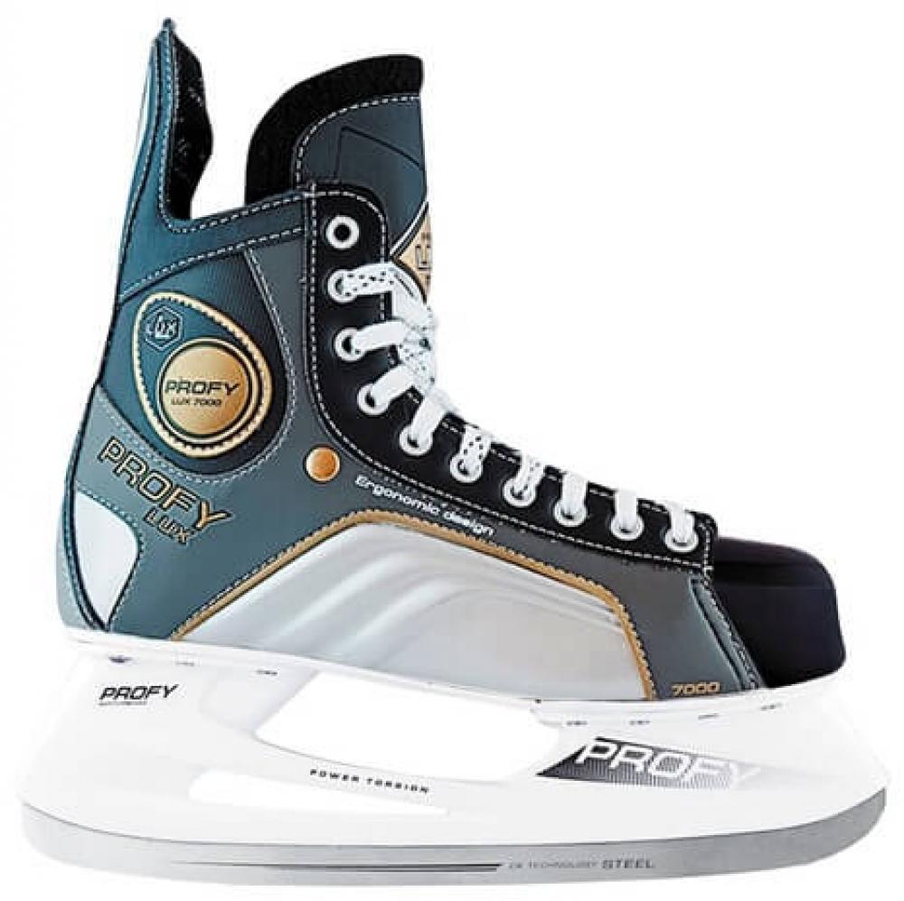 PROFFY Коньки хоккейные  Lux 7000 - 1