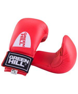 GREEN HILL Накладки на кисть Cobra  KMC-6083: красный - 3