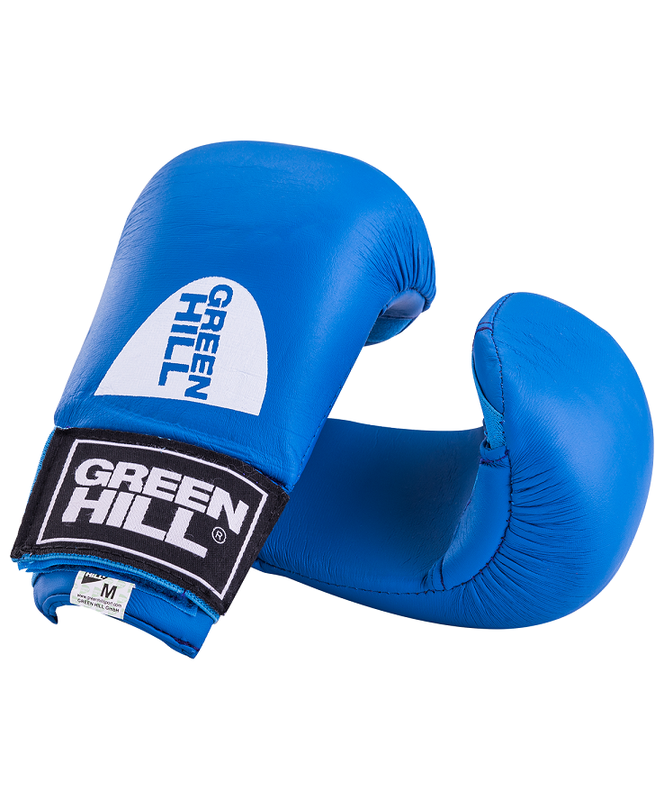 GREEN HILL Накладки на кисть Cobra  KMC-6083: синий - 1