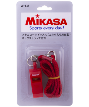 MIKASA Свисток  WH-2: красный - 5
