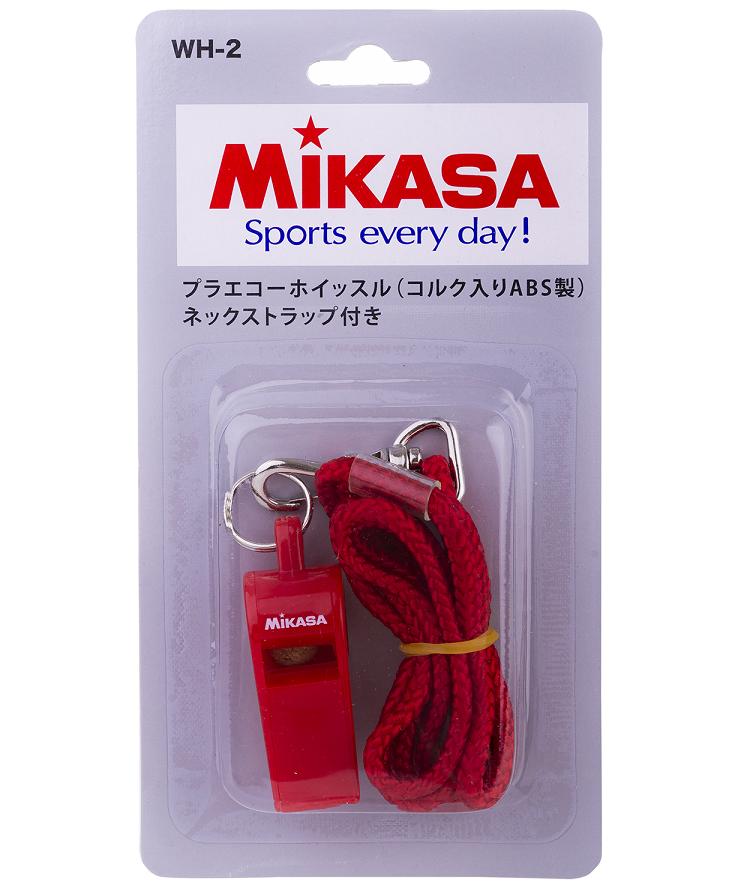 MIKASA Свисток  WH-2: красный - 1