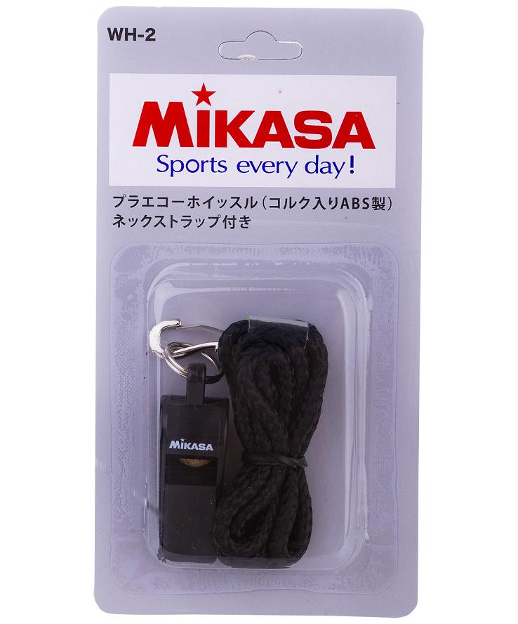 MIKASA Свисток  WH-2: чёрный - 1
