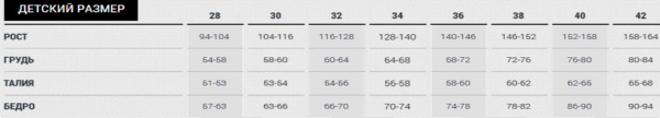 COLTON Simple Плавки-шорты детские (36-42)  SS-2984: синий - 3