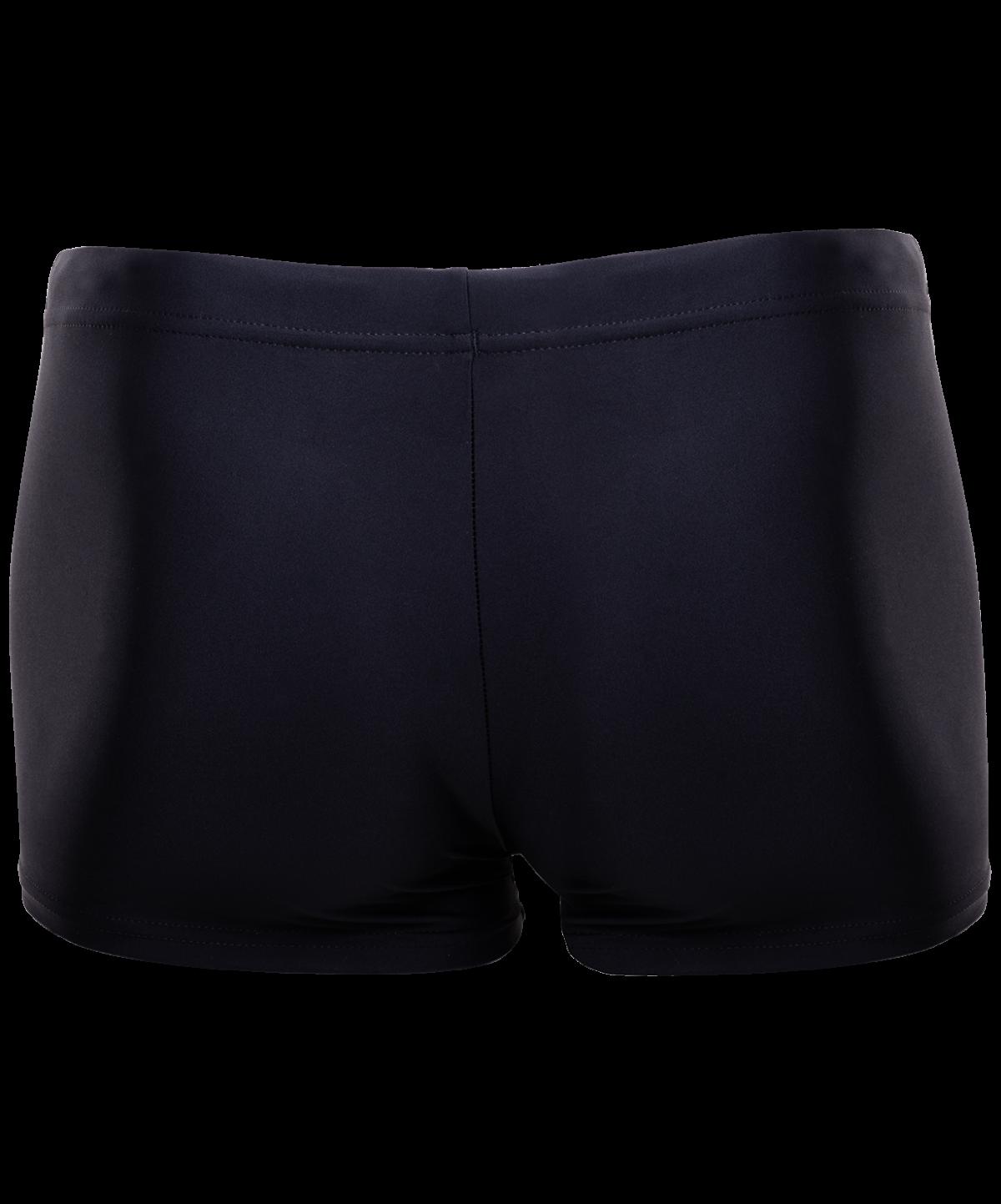 COLTON Wave Плавки-шорты детские (32-42)  SS-2985: черный/красный - 2
