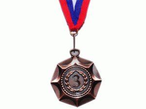 """Медаль """"Звезда""""  E04: бронза - 9"""