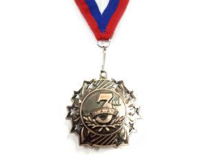 """Медаль с лентой """"Россия""""   1803: бронза - 10"""