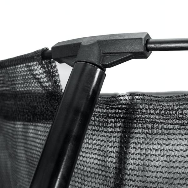 DFC Батут Trampoline Kengoo 10фут. (305см) с защитной сеткой, с лестницей - 3