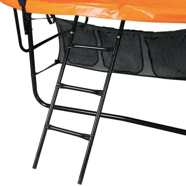 DFC Батут Trampoline Kengoo 10фут. (305см) с защитной сеткой, с лестницей - 6