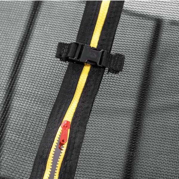 DFC Батут Trampoline Kengoo 12фут. (366см) с защитной сеткой, с лестницей - 6