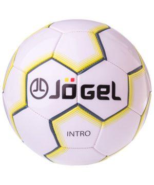 JOGEL Intro Мяч футбольный  JS-100 №5: белый - 11