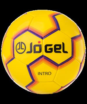 JOGEL Intro Мяч футбольный  JS-100 №5: жёлтый - 17