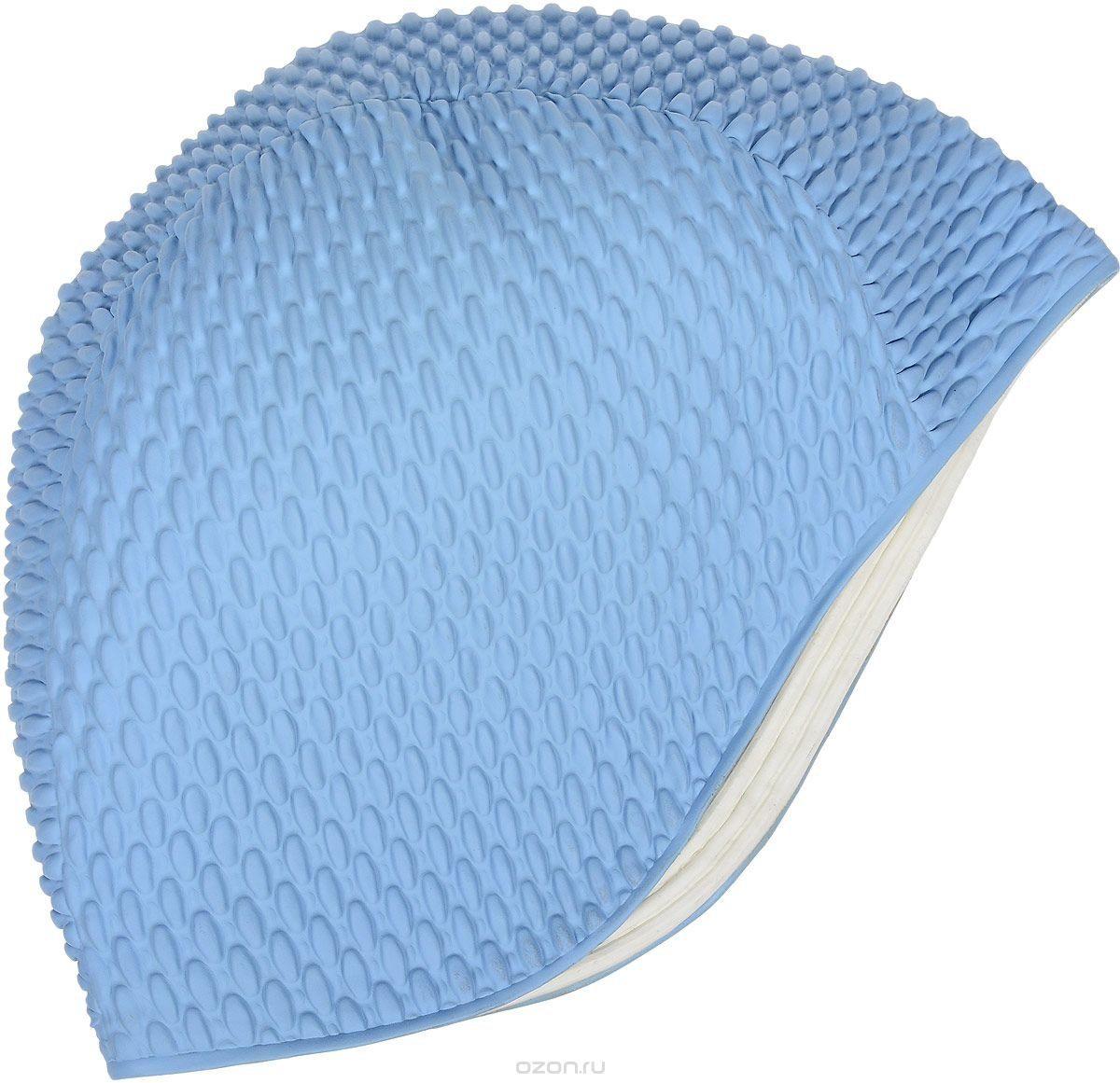 FASHY Шапочка для плавания латексная  3115: голубой - 1