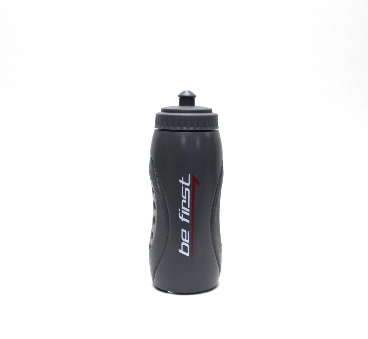 BE FIRST Бутылка  для воды SH209: серый - 1