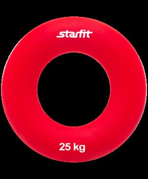 """STARFIT Эспандер кистевой """"Кольцо"""" 8,8 см. 25 кг. красный ES-404 - 11"""