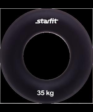 """STARFIT Эспандер кистевой """"Кольцо"""" 8,8 см. 35 кг. черный ES-404 - 13"""