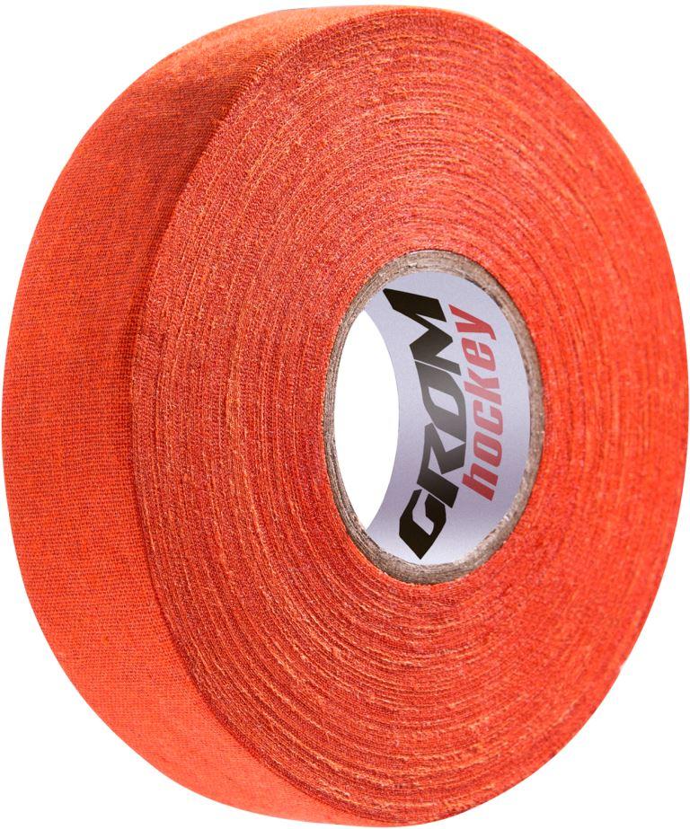 GROM Лента хоккейная для крюка 24мм*25мм  11020: оранжевый - 1