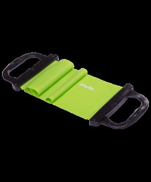 STARFIT Эспандер ленточный жесткая ручка  8 кг. ES-202 : зелёный - 15