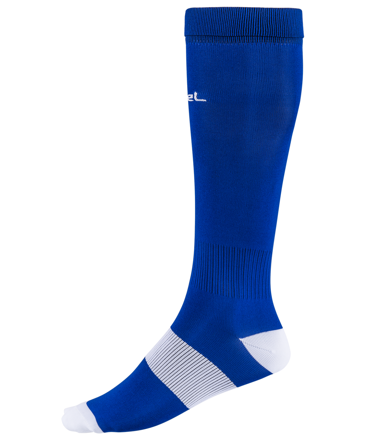 JOGEL Гетры футбольные, синий/белый  JA-001 - 1