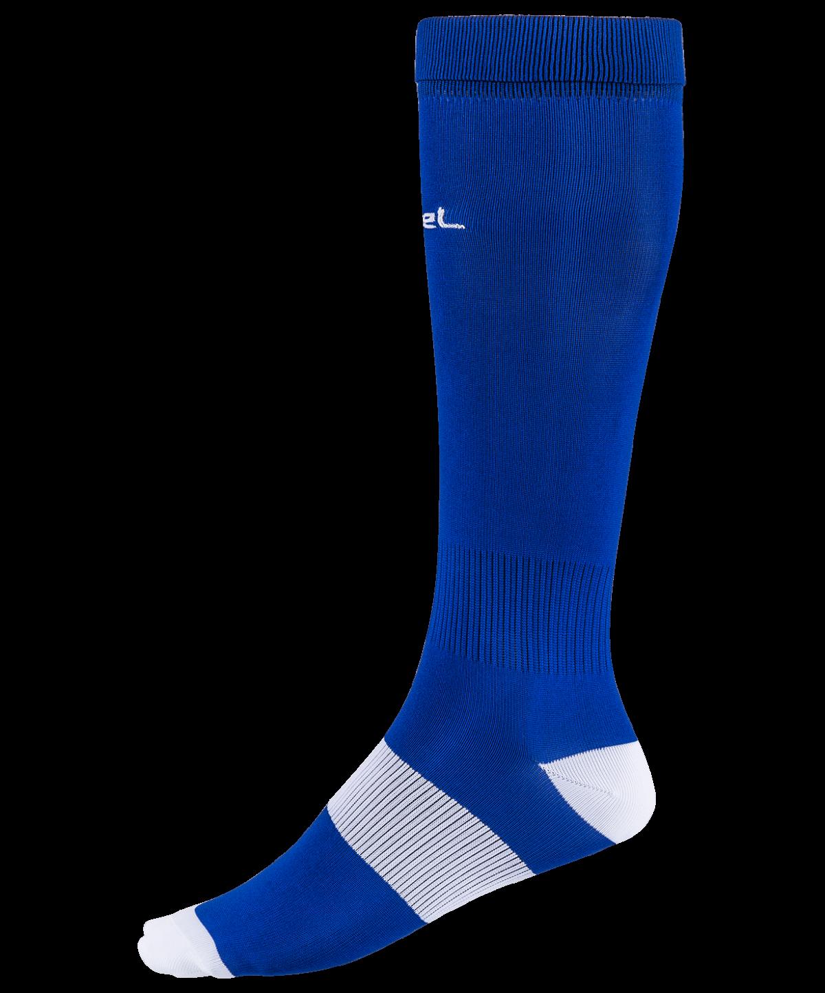 JOGEL Гетры футбольные, синий/белый  JA-001 - 2