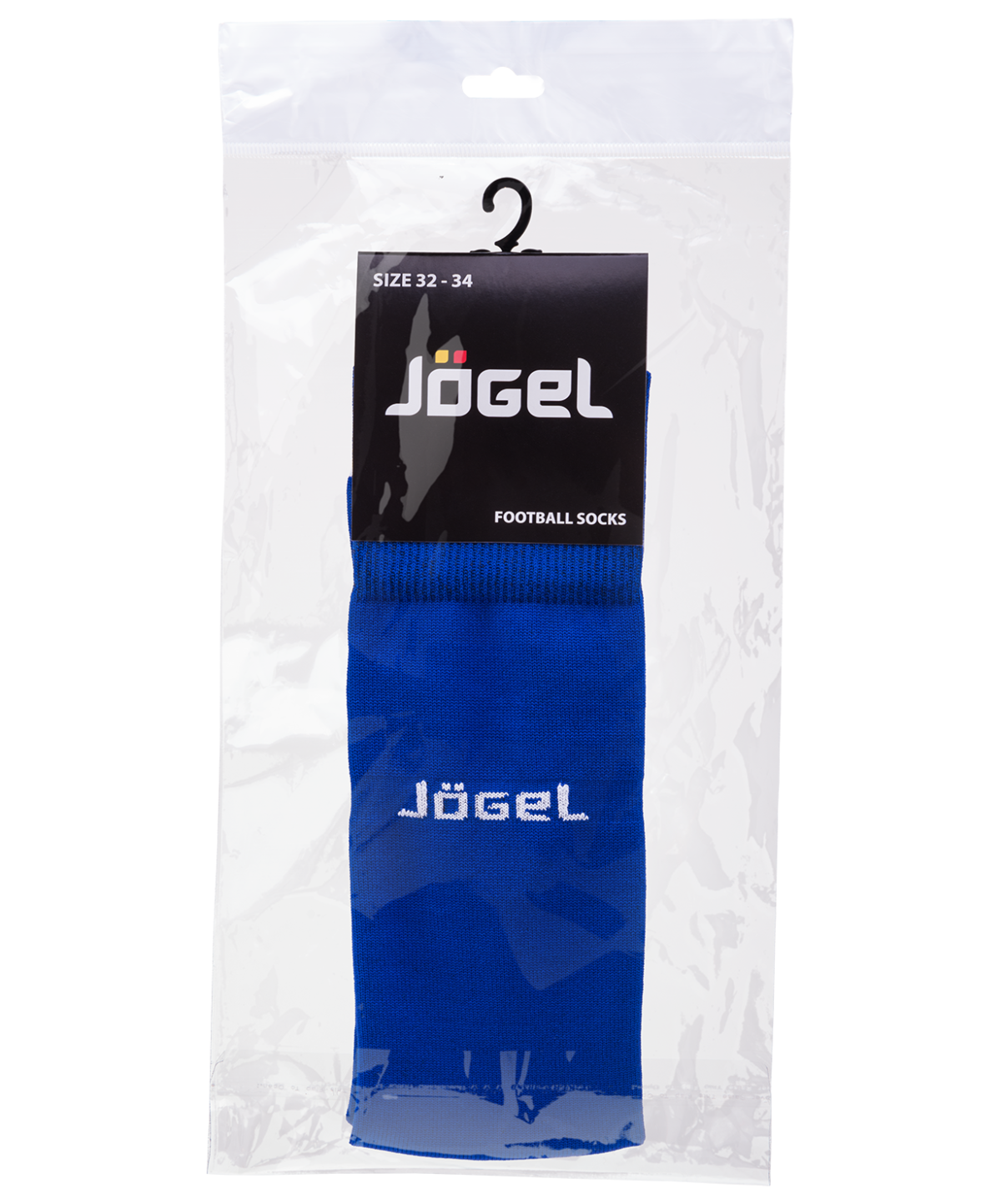 JOGEL Гетры футбольные, синий/белый  JA-001 - 5