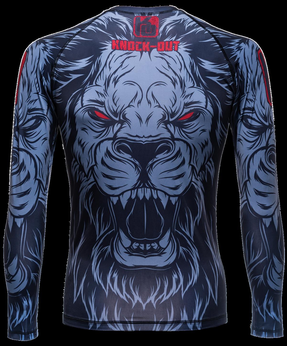 Рашгард для MMA Lion детский  RG-101 - 2