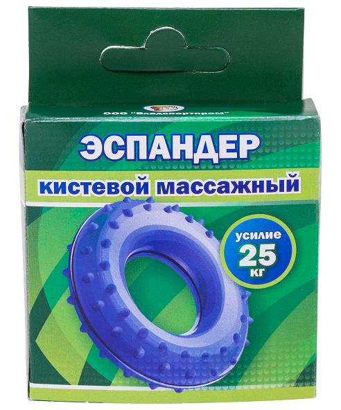 Эспандер кистевой массажный, 25 кг 3361 - 2