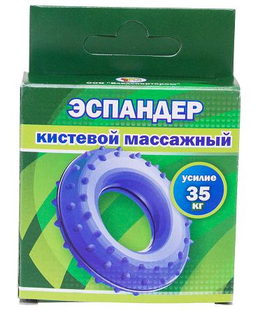 Эспандер кистевой массажный, 35 кг 3363 - 2