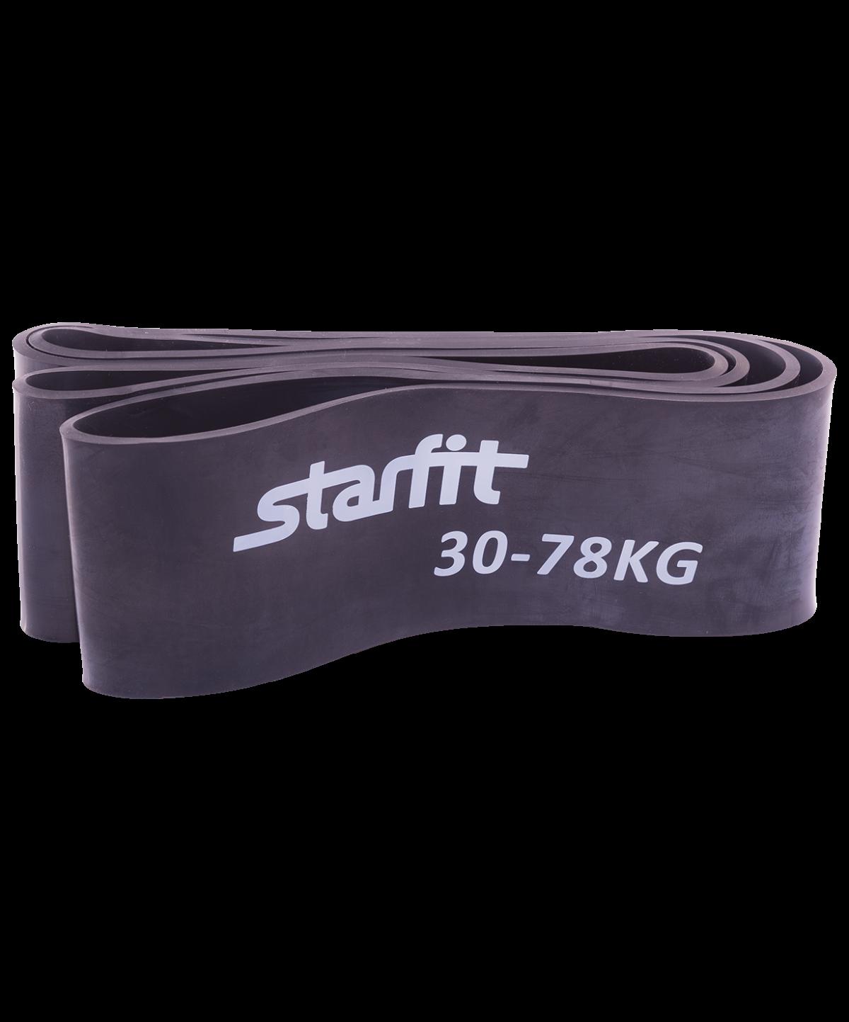 STARFIT Эспандер ленточный, 30-78 кг, черный  ES-801 - 1