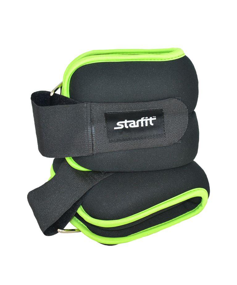 STARFIT Утяжелитель для рук и ног 1 кг WT-102 - 1