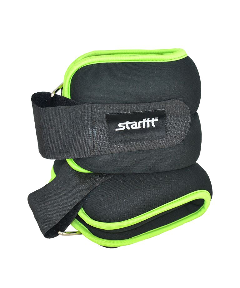 STARFIT Утяжелитель для рук и ног 2,5 кг WT-102 - 1