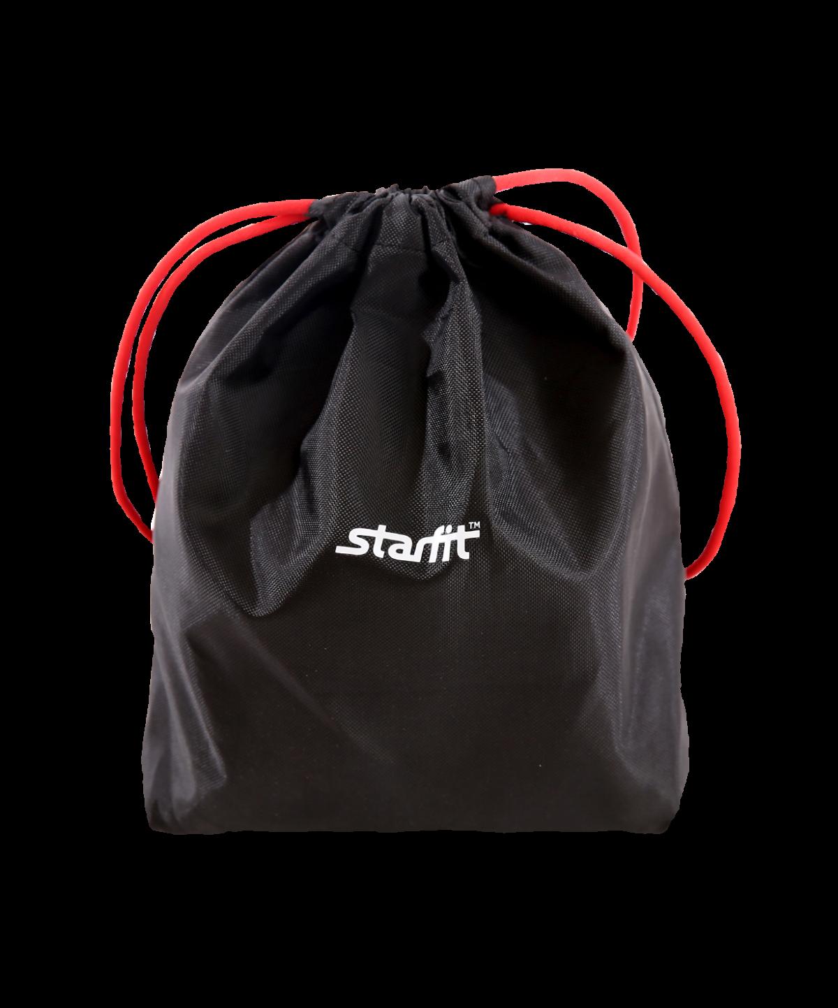 STARFIT Утяжелители  1 кг, красный WT-401 - 3