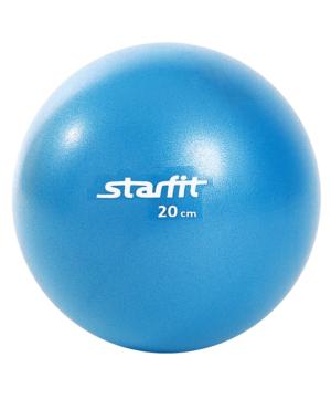 STARFIT Мяч для пилатеса 20 см, синий GB-901 - 2
